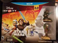 Brand New Sealed Nintendo Wii U Disney Infinity 3.0 Edition FREE SHIPPING