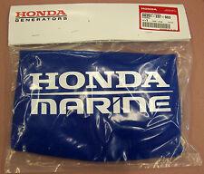 New Honda Generator Blue Sunbrella Cover with Honda Marine Logo 08391-Z07-003