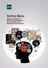 UNED Química Básica, A. Gallego Picó y M.A. Vazquez Segura, eBook, 2013