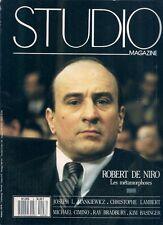 STUDIO N° 8--DE NIRO/MANKIEWICZ/LAMBERT/CIMINO/BRADBURY/BASINGER
