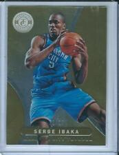 2012-13 PANINI TOTALLY CERTIFIED SERGE IBAKA TOTALLY GOLD /25