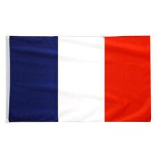 Frankreich 90 X 150 Cm Flagge Fahne mit Zwei Ösen Hissflagge