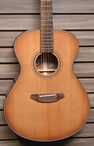 Breedlove Signature Concert Copper E Acoustic Electric Guitar. Torrefied Euro...
