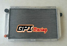 FOR 1974-1979  75 76 77 MG MIDGET (1600 CC) MT ALUMINUM RADIATOR 40MM