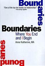 Boundaries: Where You End and I Begin, Good Books