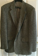 Vintage Land's End Tweed Sport Coat, Size 43 Long, VGUC