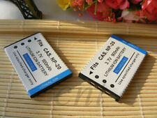 2x Replacement Battery 3.7V 900mAh - NP20 CASIO ; NP-20 CASIO ; NP-20DBA ; NP20