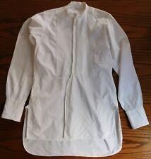 Vintage 1920s tunic shirt Neckband size 14.5 Marcella Horaces Angel Court 1