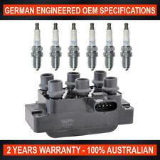 Ignition Coil Pack & 6x NGK Spark Plug Kit for Ford Explorer XL XLT Limited 4.0L