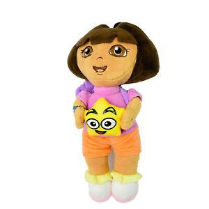Dora the Explorer Viacom with Star Plush Soft Stuffed Toy Doll 26cm 2016