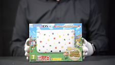 Nintendo 3DS XL Animal Crossing Console with Game PAL NEW - 'The Masked Man'