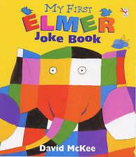 Good, My First Elmer Joke Book, McKee, David, Book