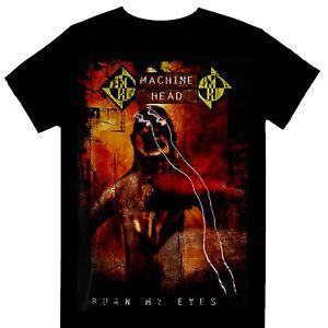 Machine Head - Burn My Eyes Official Licensed T-Shirt
