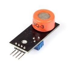 MQ3 Alcohol Gas Detector Alcohol Ethanol Sensor Module for Arduino