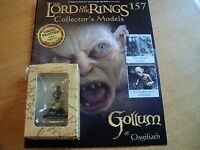 Lord of the Rings Figures Issue 157 Gollum at Osgiliath - eaglemoss