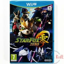 Jeu Star Fox Zero [VF] sur Nintendo Wii U NEUF sous Blister