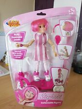 Lazy Town Stephanie Doll On Scooter Smiffys Collectable Figure 2012