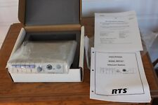Telex MRT-327, 2 Channel RTS Intercom User Station w/ A5F connector (New In Box)