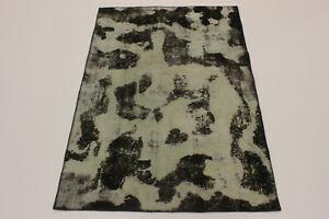 Designer Vintage Picasso Look Jean Wash Persian Carpet Oriental Rug 2,20 X 1,23