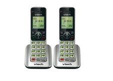 2  Vtech DECT 6.0 CS6609 Accessory Handset for Vtech CS6619 CS6629 CS6648 CS6649