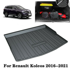 Cargo Trunk Mat Boot Liner Luggage Tray Heavy Duty for Renault Koleos 2016-2021