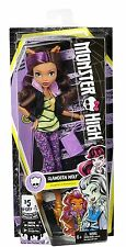 Welcome to Monster High Signature Look Reboot CLAWDEEN WOLF Doll - Brand New