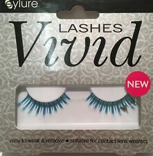 Eylure Vivid Lashes - Flutterby - Blue + Green - Butterflies 🦋 Fancy Dress