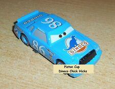 Disney Cars - Piston Cup Dinoco Chick Hicks - Metall 1:55
