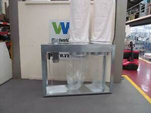 Salvamac twin bag dust extraction unit **£970.00+Vat**