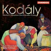 ZOLTN KODLY: MISSA BREVIS; MTRA PICTURES; JESUS & THE TRADERS; EVENING NEW CD