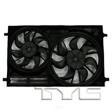 Dual Radiator and Condenser Fan Assembly TYC 623540