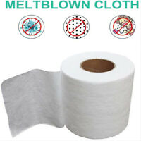 Melt-Blown Nonwoven Fabric Mouth Face Craft-Filter Interlining Cloth DIY #BZ3