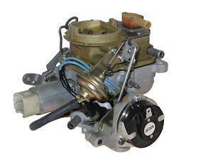 CARTER BBD CARBURETOR 1982-1991 AMC JEEP 258 CI 4.2L ENGINE ELECTRIC FEEDBACK