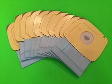 Sacchetto Polvere 10 Filtro Aspirapolvere per Electrolux LUX 1 D 820 Royal