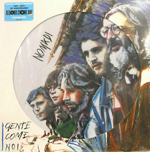 NOMADI - Gente come noi (RSD 2021) LP picture vinyl