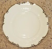 "Hutschenreuther REVERE (White) 10 1/8"" Dinner Plates Set of 5    NEAR MINT!!"