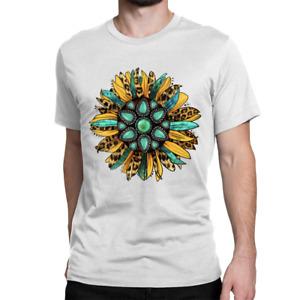Gemstone sunflower classic t-shirt  Gemstone sunflower t-shirt  Gemsto...