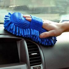 Microfiber Chenille Anthozoan Car Cleaning Sponge Towel Cloth Wash Supplies FI