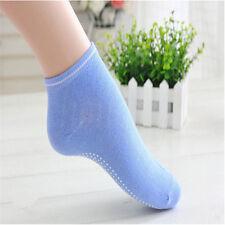 1/3Pairs Women Yoga Socks Non Slip Pilates Massage Sport Ankle Socks Grip Gym