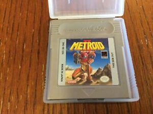 Metroid II: Return of Samus (Game Boy, 1991)