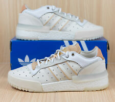 Adidas Originals Rivalry RM Low Sneakers Shoes White EE6378 Men's Size 9