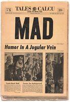 Mad 16 EC 1954 FR Harvey Kurtzman Wallace Wood Jack Davis Magazine