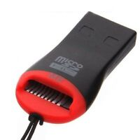 ADAPTER FOR MICRO SD CARD Fits up to 32gb 64gb MEMORY CARD READER TO USB Hi-Q