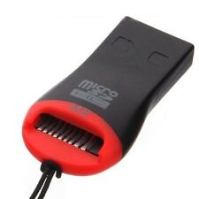 ADAPTER FOR MICRO SD CARD Fits up to 32gb & 64gb MEMORY CARD READER USB Newest
