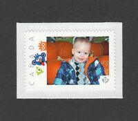 HALLOWEEN = PUMPKIN BOY = picture postage stamp MNH Canada 2013 [p3sn11]