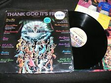 DISCO Classic Soundtrack THANK GOD IT'S FRIDAY 2 LP with 12 Inch Single SHRINKWR