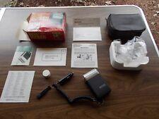 86 87 88 89 NOS Vintage Remington Auto Shaver 12V Cadillac Lincoln Mopar CAPRICE