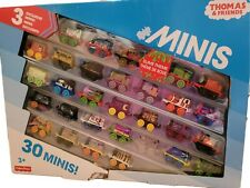 Thomas & Friends MINIS 30 Pack Includes 3 Exclusive Slime Trains
