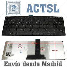 Teclado para portatil Español TOSHIBA Satellite Pro G83C000GJ5SP