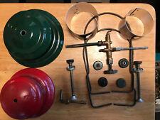 Vintage Coleman Lantern Parts Off Model 200A @ 220E